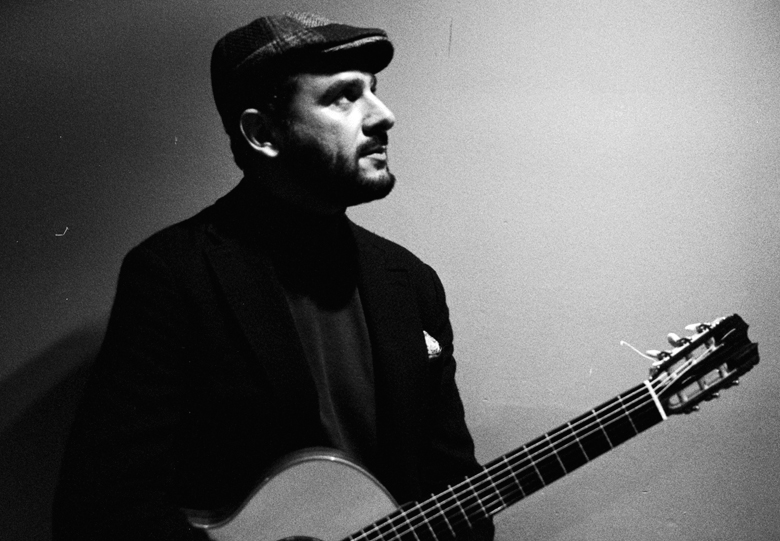Diego del Morao en concierto